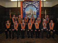Burt Faith Defenders LOL 1927 Installation of Officers 2009