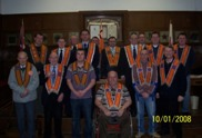 LOL1927 Installation of Officers 2008 - Group Photo