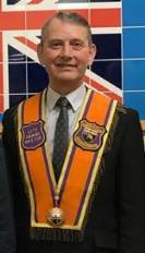City Grand Master, Rt Wor Bro Maurice Devenney